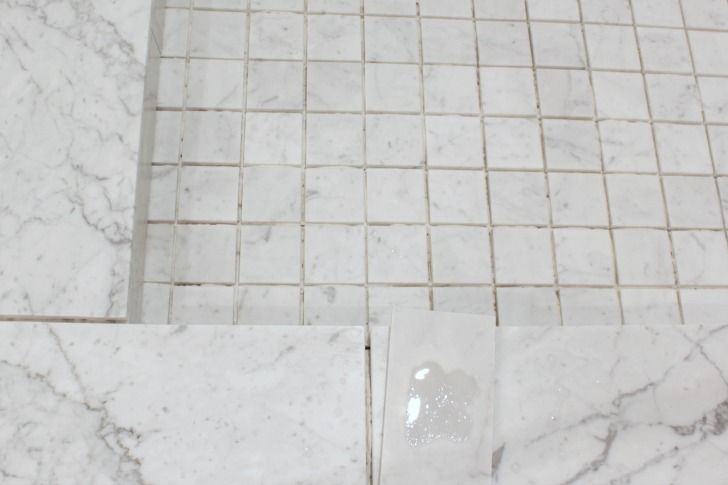 Best Sealer For Carrara Marble New House Designs - Sealing honed marble floors