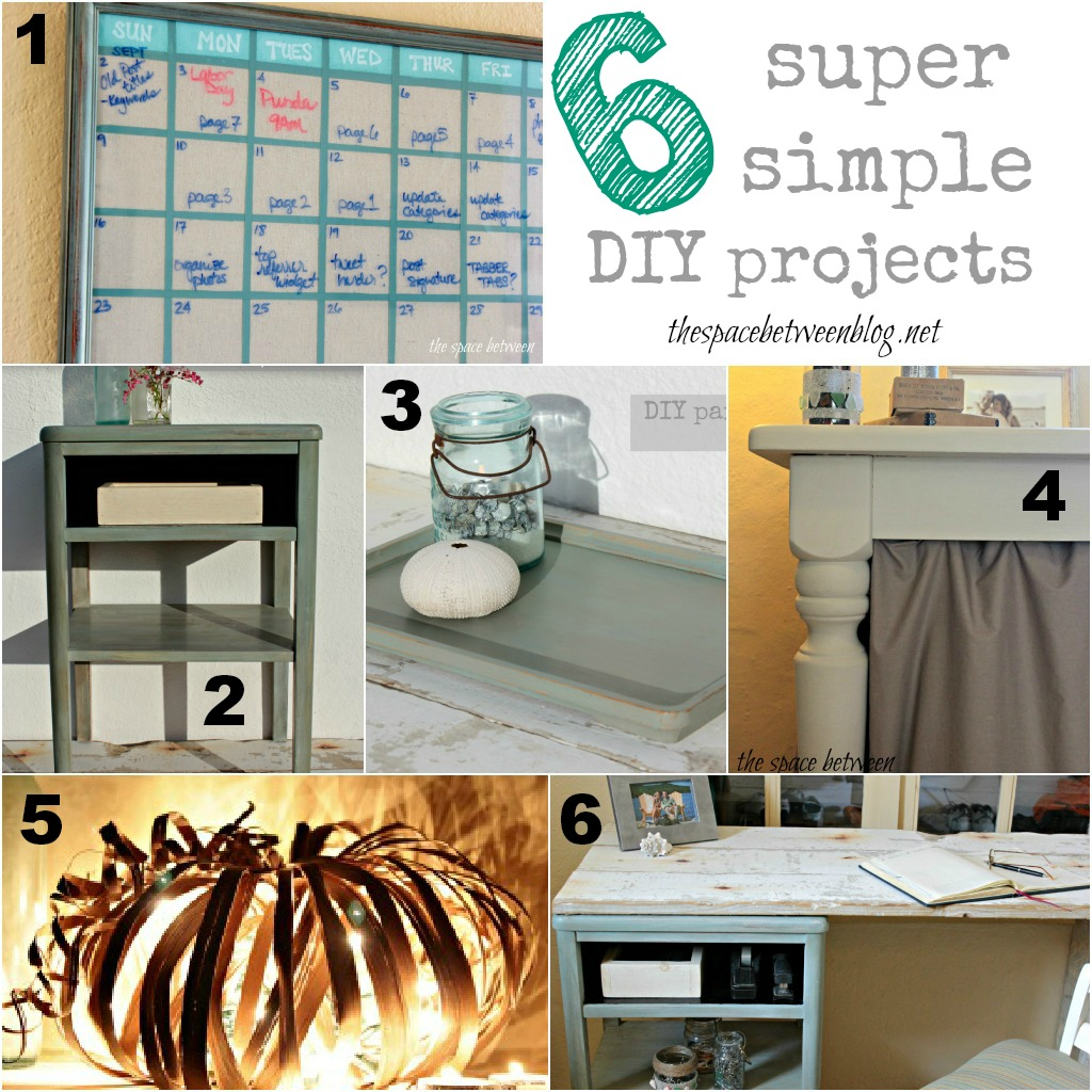 simple diy projects