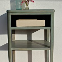 side table transformation