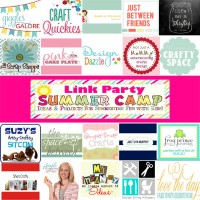 summer activities for kids {a link party}