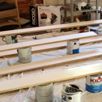 make your own craftsman style trim and molding