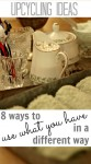 upcycling ideas in the bathroom
