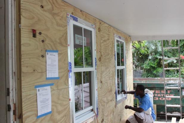 Installing Exterior Wood Trim Around Windows And Doors