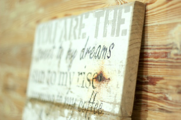 you are the - word art idea